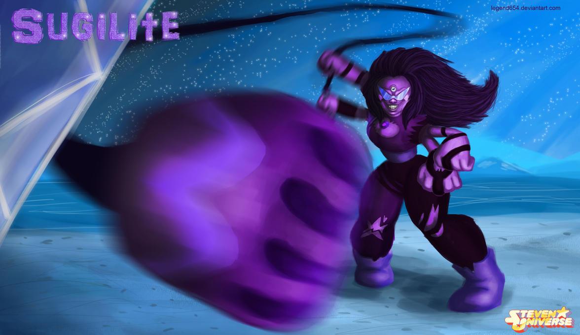 Sugilite Steven Universe wallpaper by legend654