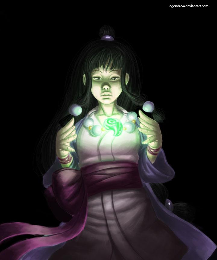 Maya Fey Glow by legend654