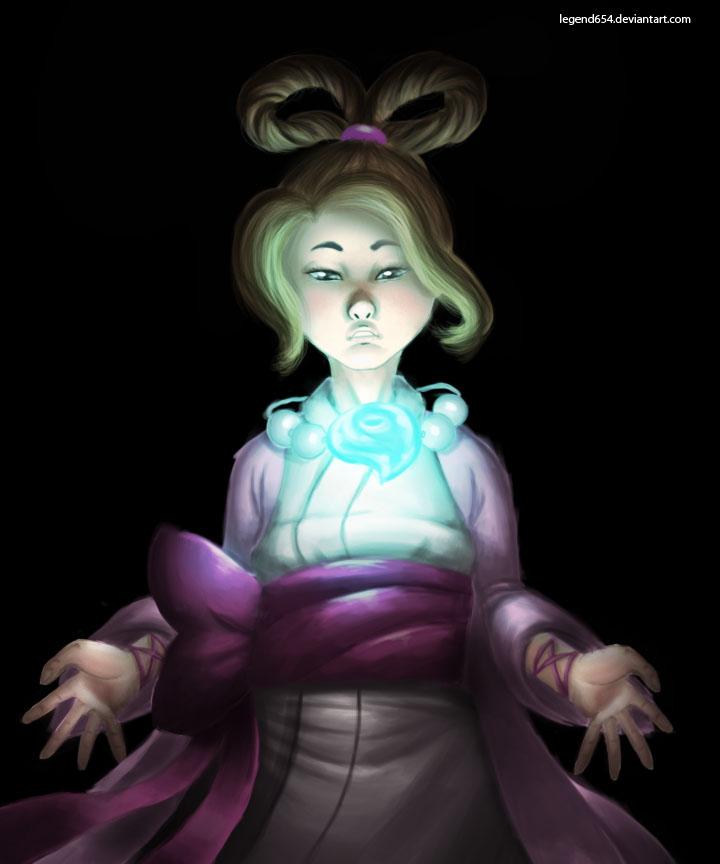 Pearl Fey Glow by legend654