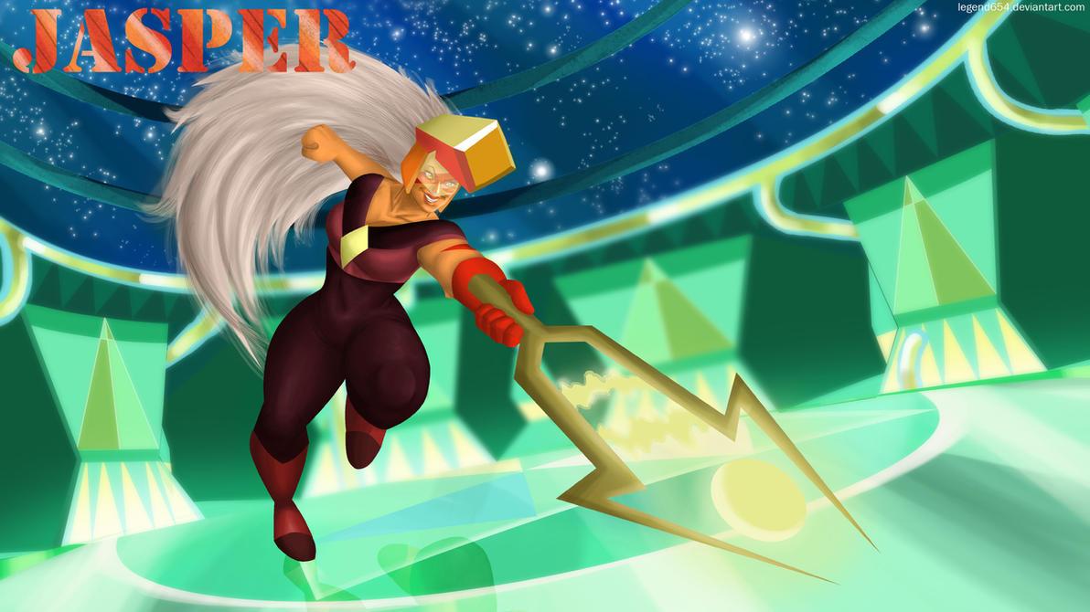 Jasper Steven Universe Wallpaper by legend654