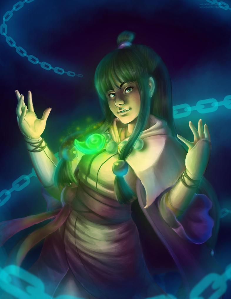 The Return of Maya Fey by legend654
