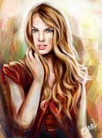 Taylor Swift by StanislavStoyanov