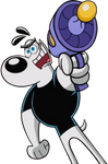 Dudley Puppy Vector 5