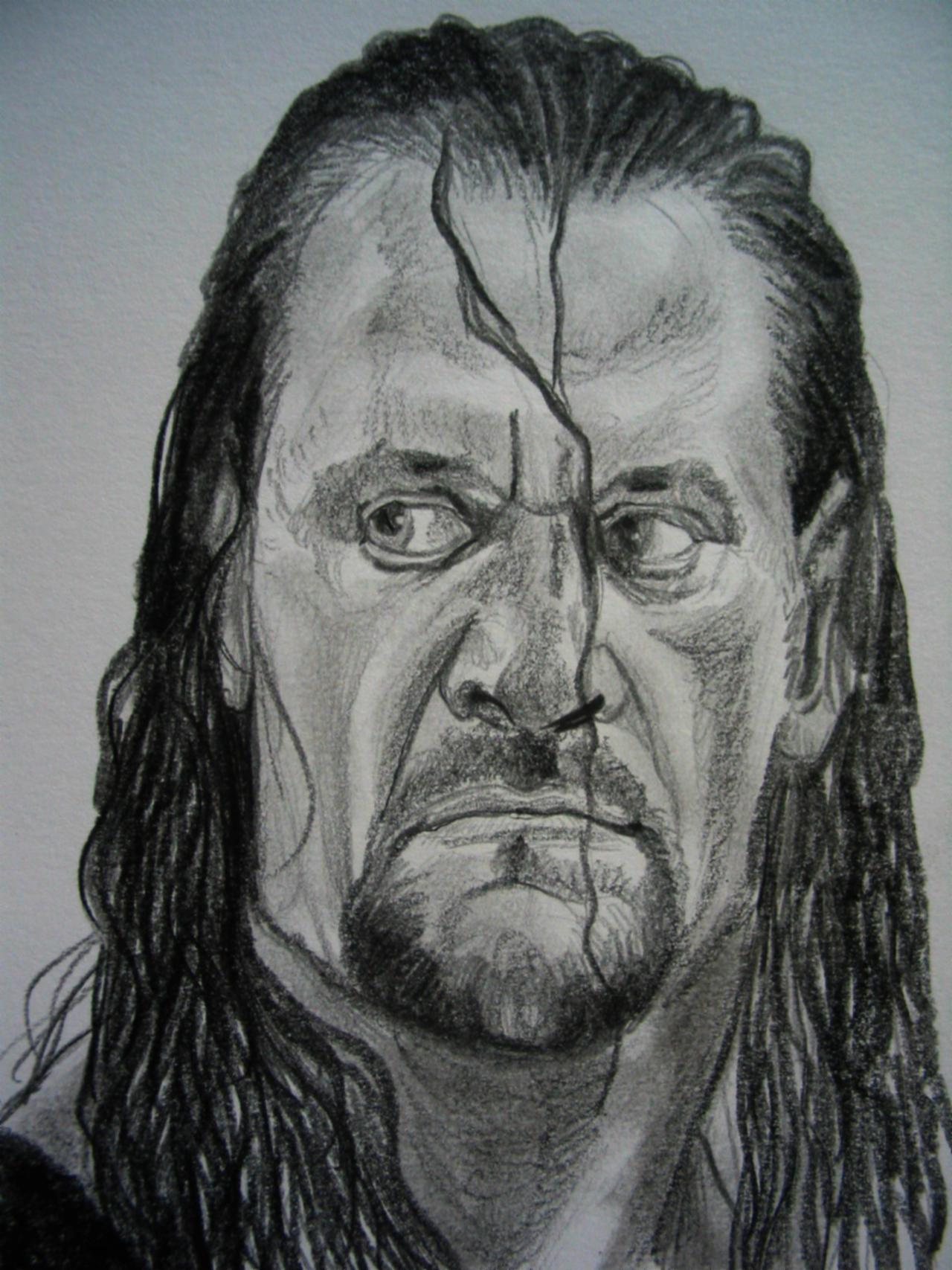 Wwe The Undertaker 1990s Undertaker 16-0 by vinceart