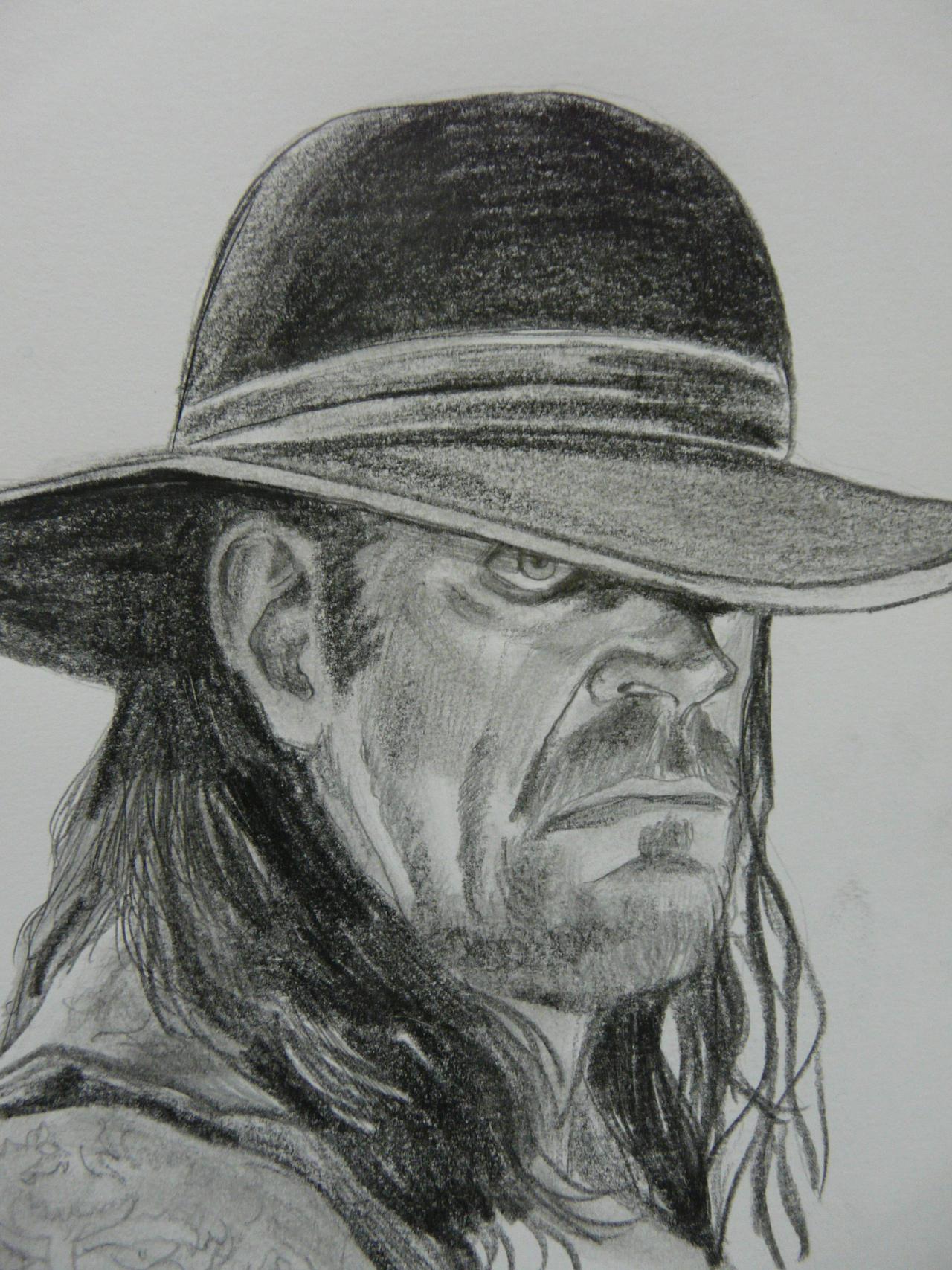 Wwe The Undertaker 1990s Wwe undertaker 5 by vinceart