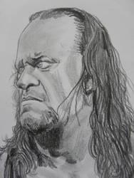 WWE Undertaker 6 by VinceArt