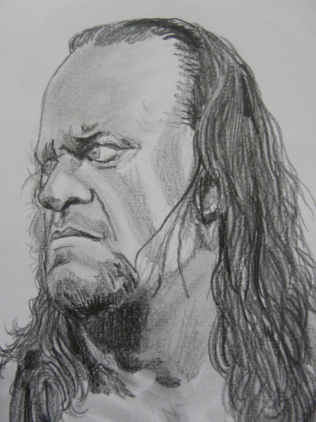 Wwe The Undertaker 1990s Wwe undertaker 6 by vinceart