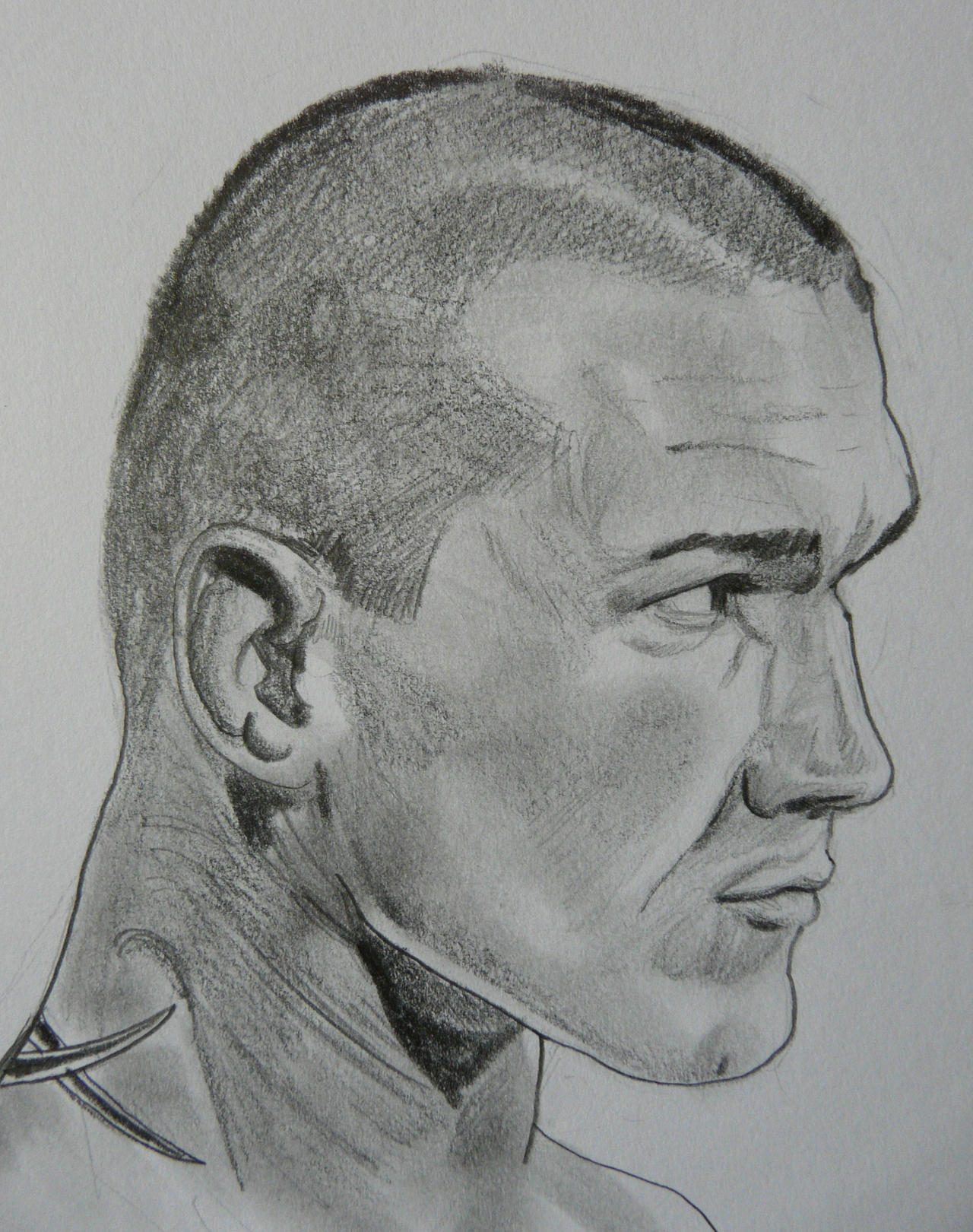 WWE Randy Orton 2 by VinceArt