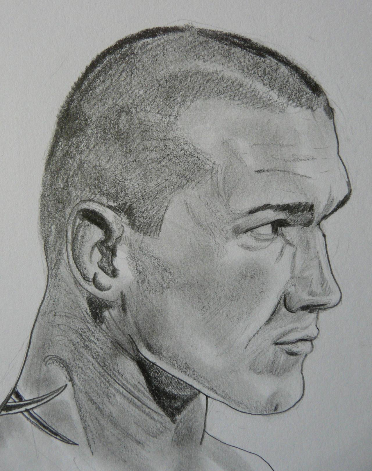 WWE Randy Orton 2 by VinceArt