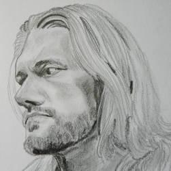 WWE Edge 1 by VinceArt