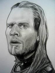 WWE Jeff Hardy by VinceArt