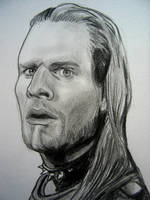 WWE Jeff Hardy by VinceArt