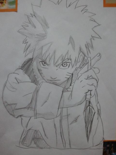 Naruto by Mitsusuki