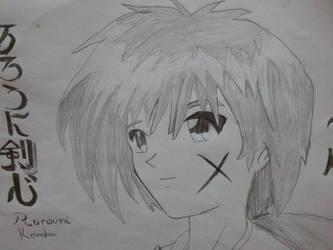 Himura Kenshin by Mitsusuki
