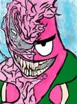 Patrick Star vs Venom