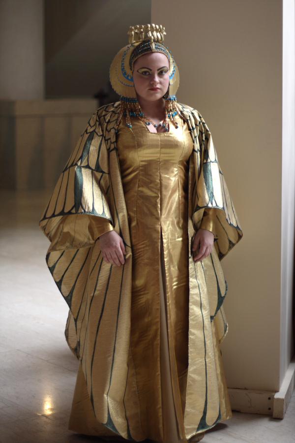 Cleopatra by azdaja