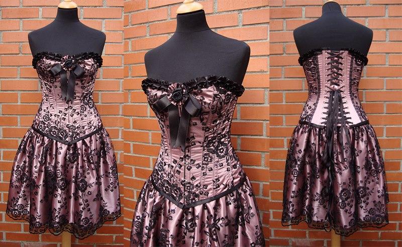 Prom dress 1