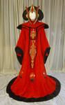 Queen Amidala's thronegown