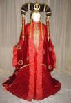 Queen Amidala's senat gown