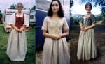La femme musketier costumes