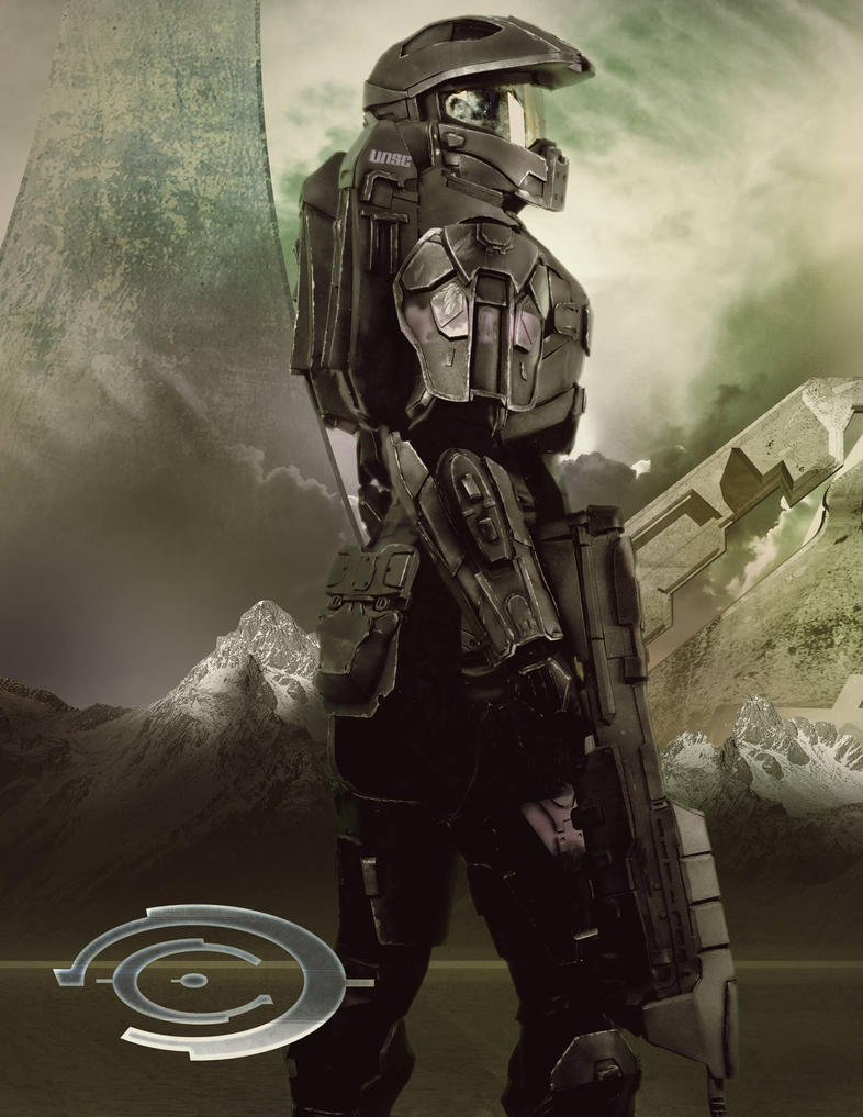 Halo Spartan Female Cosplay by kitnipz