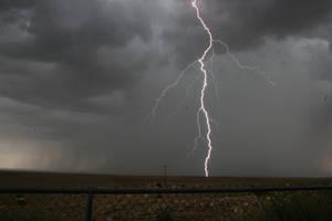 Cool lightning by xDuhmmm
