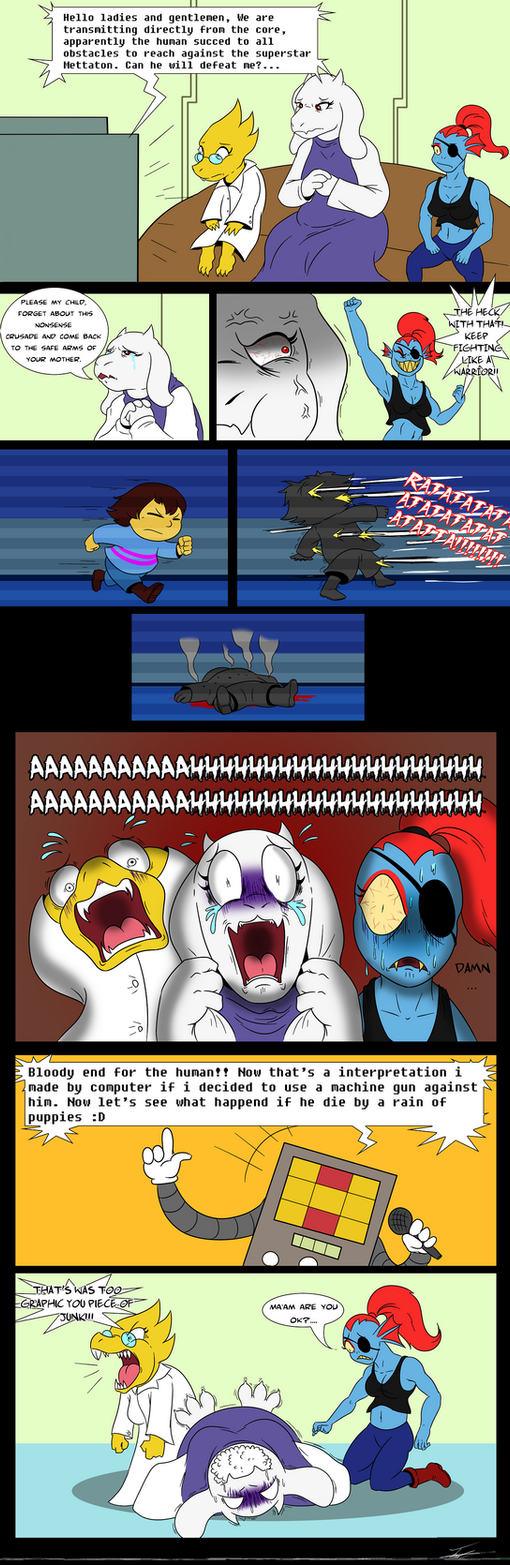 The Worst Show by paladin095