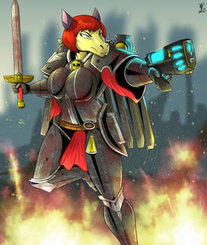 Sister of Battle Ivy