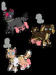 Cat and doggo OTAs (2/3 open)