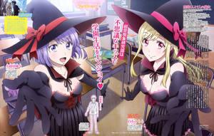 Yamada-kun to 7-nin no Majo Anime Wallpaper HD by corphish2