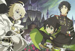 Owari no Seraph Wallpaper anime