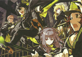 Owari no Seraph Wallpaper anime HD