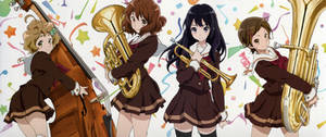 Hibike! Euphonium Wallpaper HD by corphish2