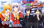 Charlotte Anime Wallpaper HD