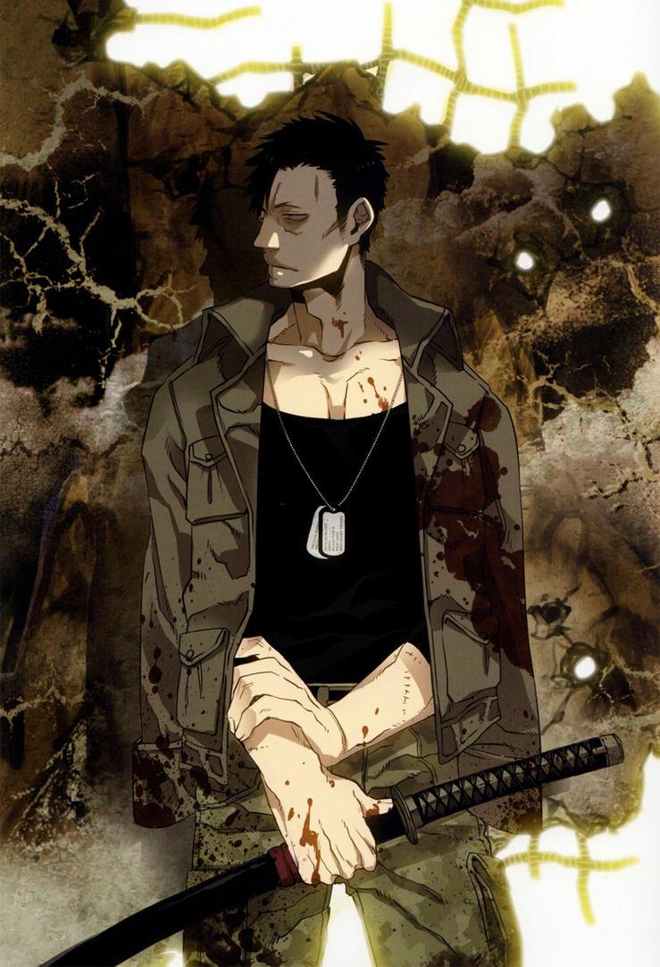 Biel Wainberg wolf Gangsta_anime_nicolas_brown_art_by_corphish2-d913fq7