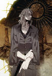 Gangsta Anime Worick Arcangelo Art