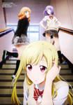 Yamada-kun to 7-nin no Majo Anime Art HD