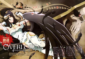Overlord Anime Wallpaper HD