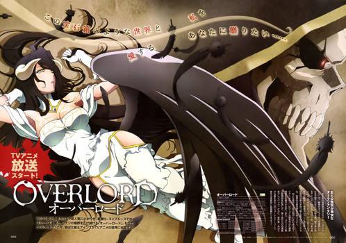 Overlord Anime Wallpaper HD