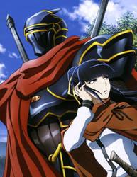 Overlord Momonga Narberal Gamma Artwork HD Anime