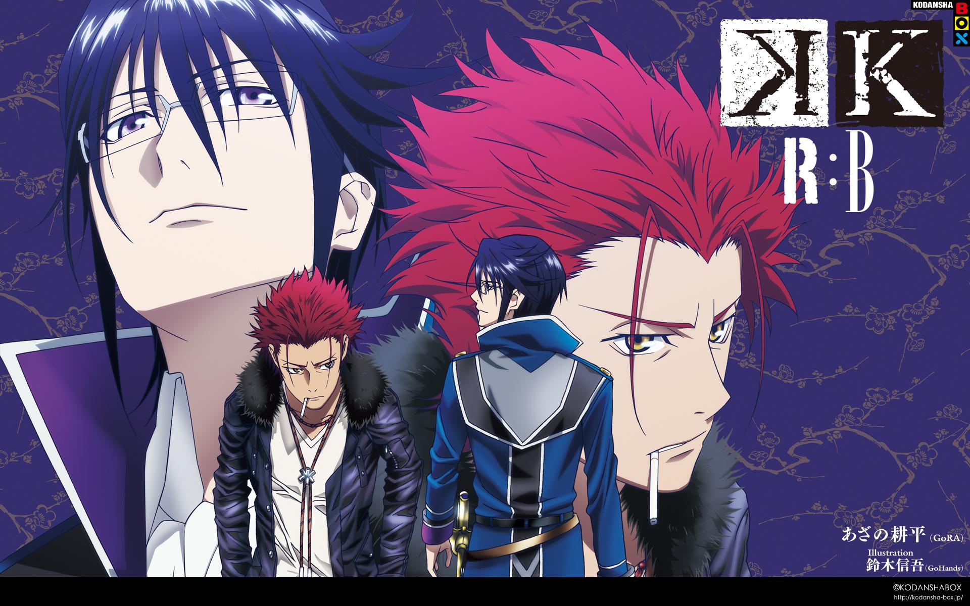 K Project Anime Wallpaper Hd By Corphish2 On Deviantart