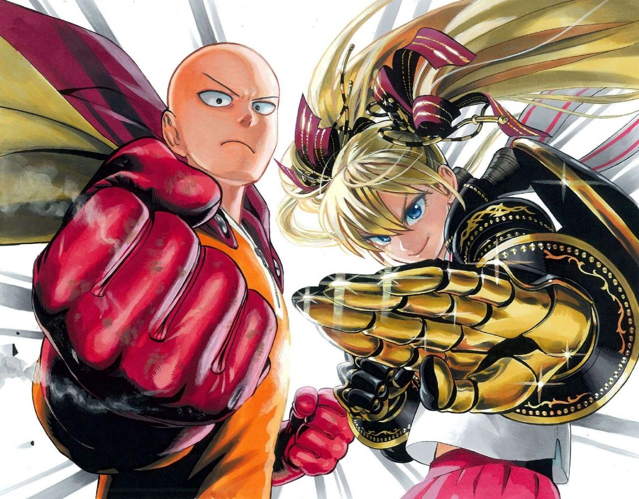 Saitama Wallpaper - One Punch Man Wallpaper HD Saitama by corphish2 on DeviantArt