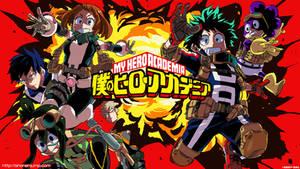 Boku no Hero Academia Wallpaper HD Anime