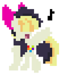 Songbird Serenade pixel