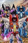 SEEKERS COLOREDED