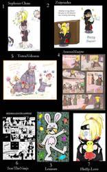Deidara Easter Contest-Voting by Deidara-Fan-Club