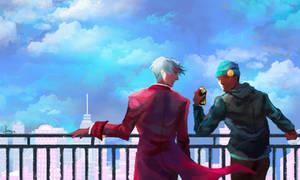 Ace Attorney: We Meet Again by PhantomReturn