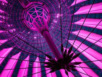 The Skies Above Berlin III by Zmaslo