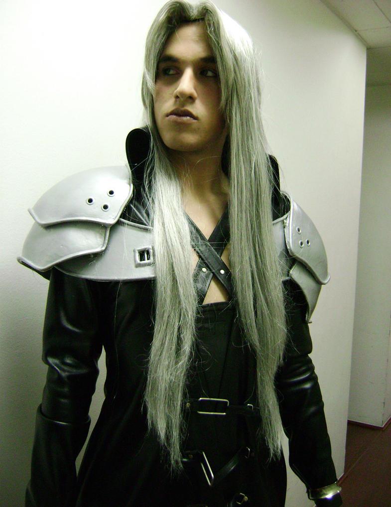 Sephiroth by FelipeShacklebolt