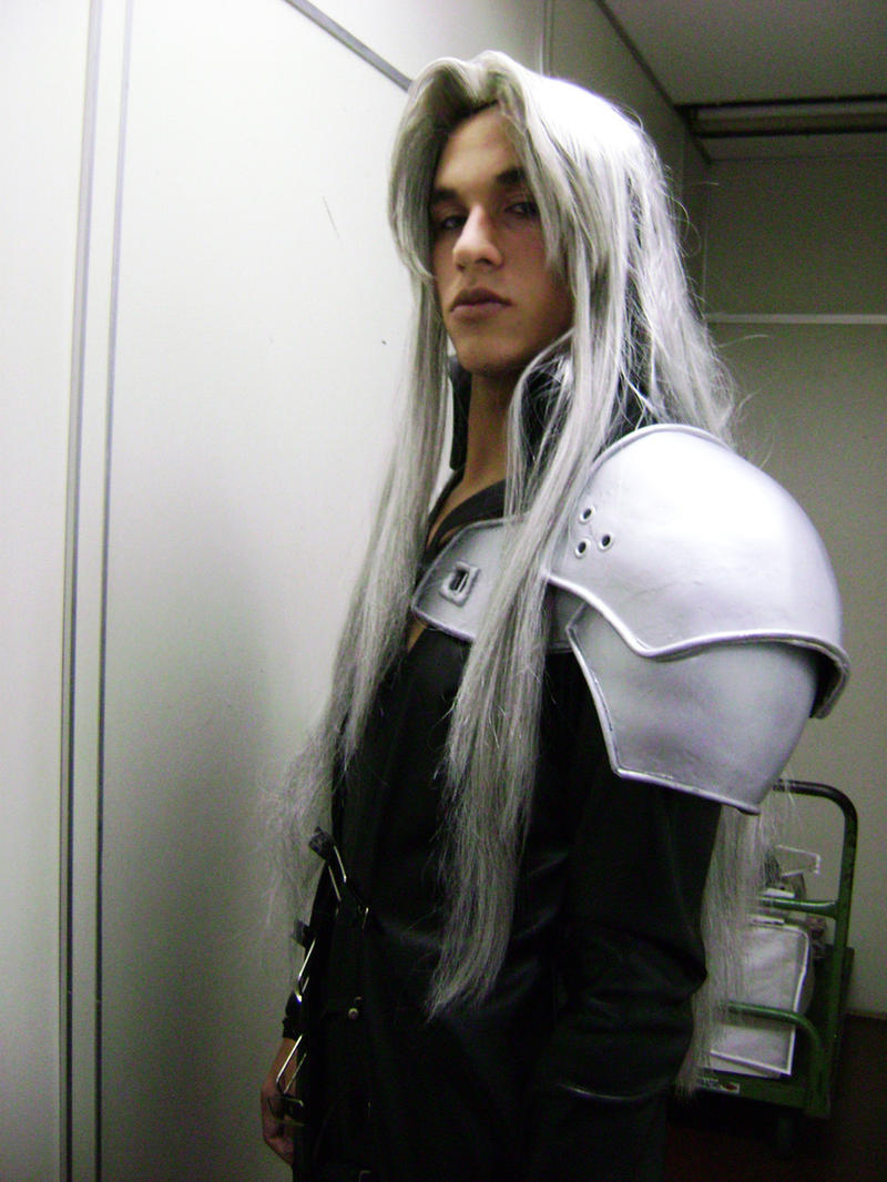 Final Fantasy Sephiroth Cosplay Sephiroth Cosplay by F...